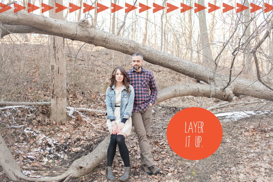 Ten Tips What To Wear For Engagement Photos Shannon