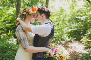 queer wedding, lgbt wedding