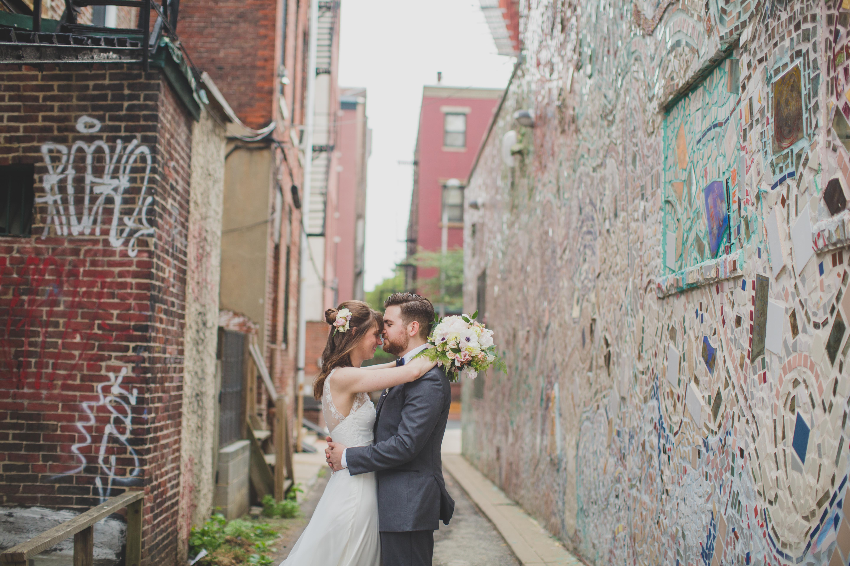 Painted Bride Art Center Wedding