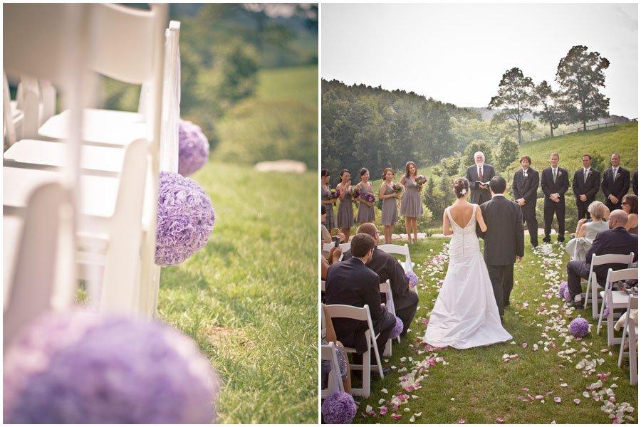 Glasbern Inn, wedding