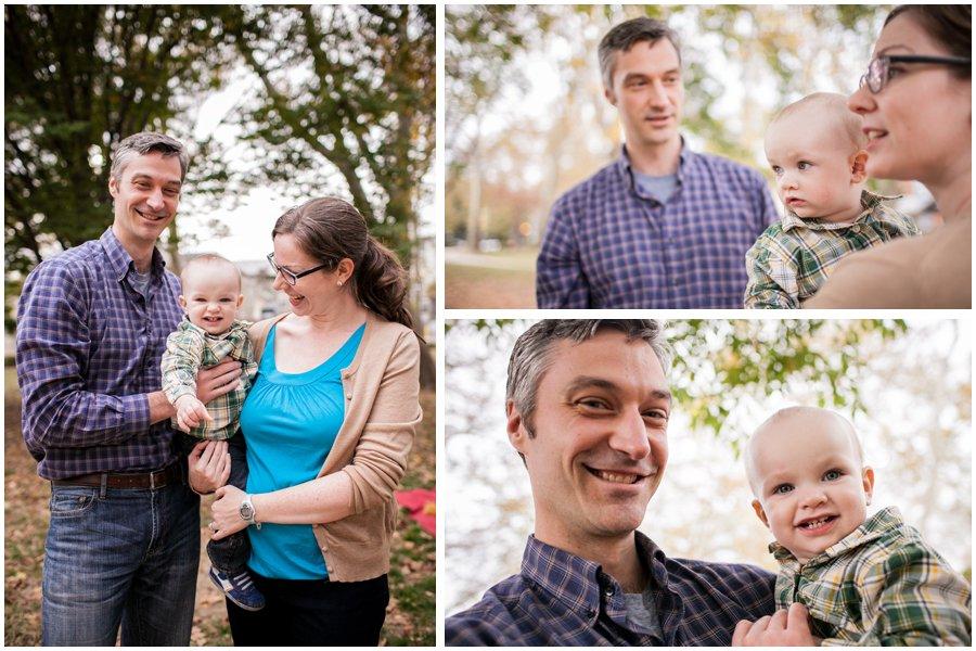 Clark Park, family photos