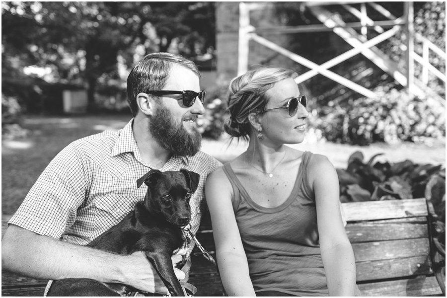 lambertville, engagement photos