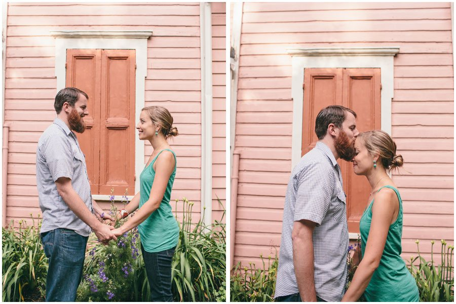 lambertville, engagement photos