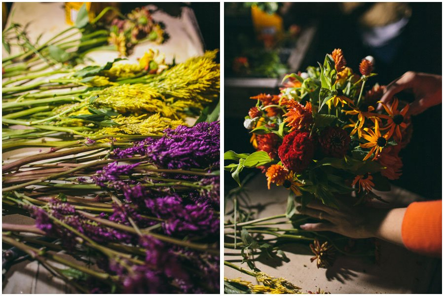 Love 'n Fresh Flowers, workshop