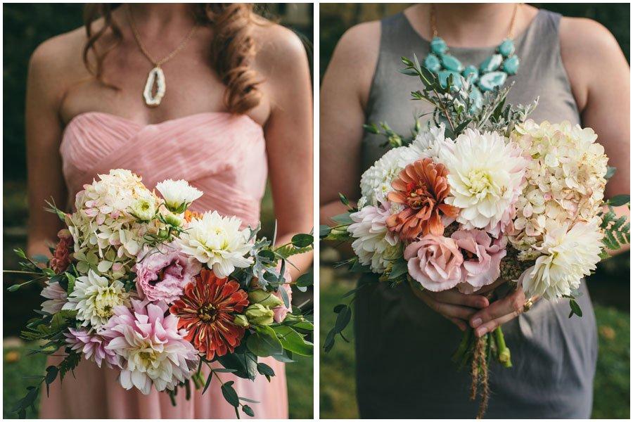 mismatched, bridesmaid dresses
