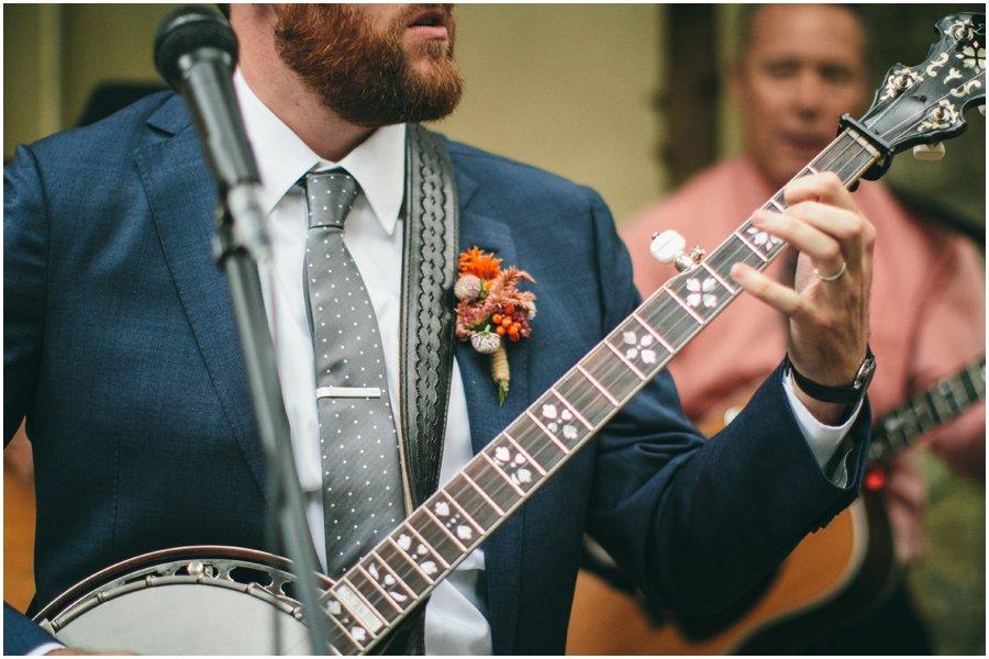 banjo, wedding