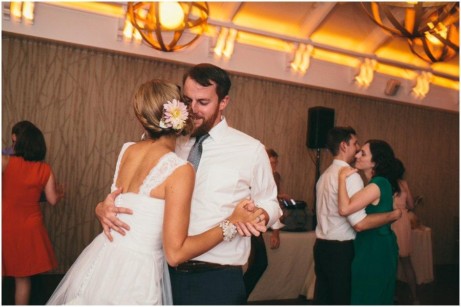 Pomme, wedding, reception
