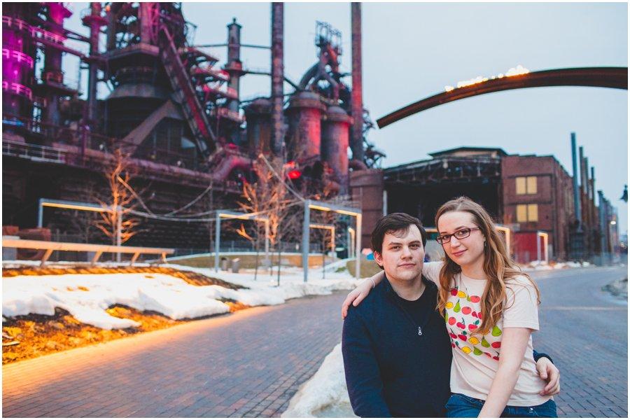 Bethlehem SteelStacks, engagement
