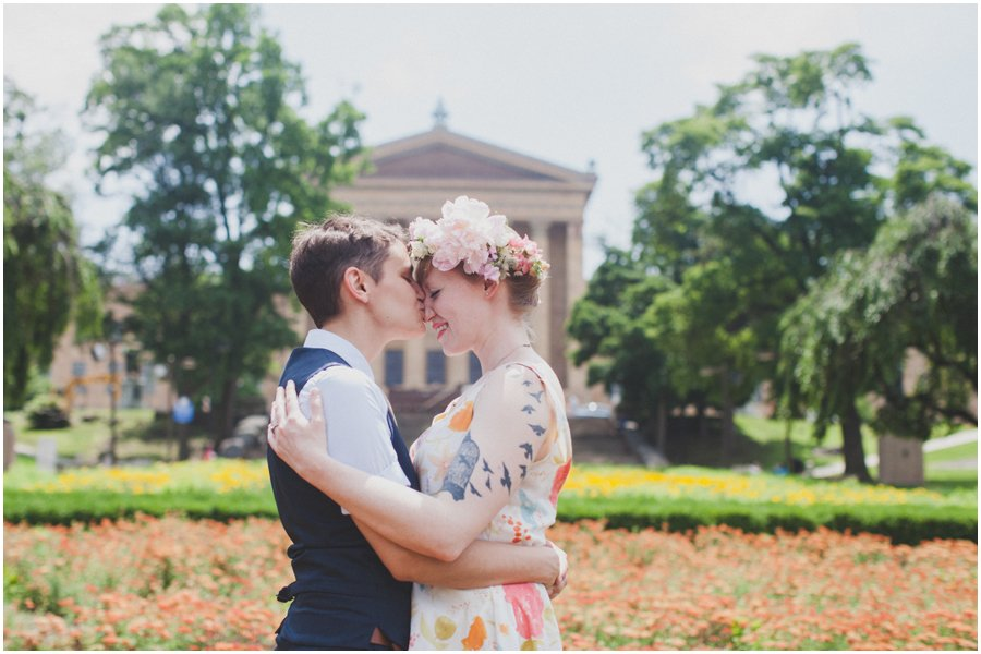 lesbian, engagement, Philadelphia