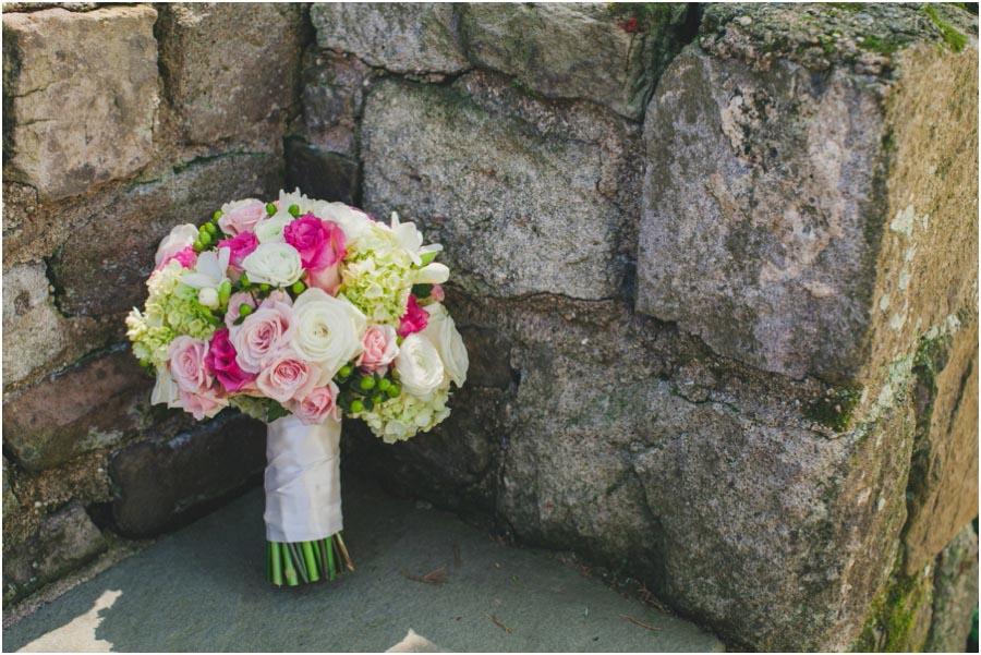 Holly Hedge, wedding