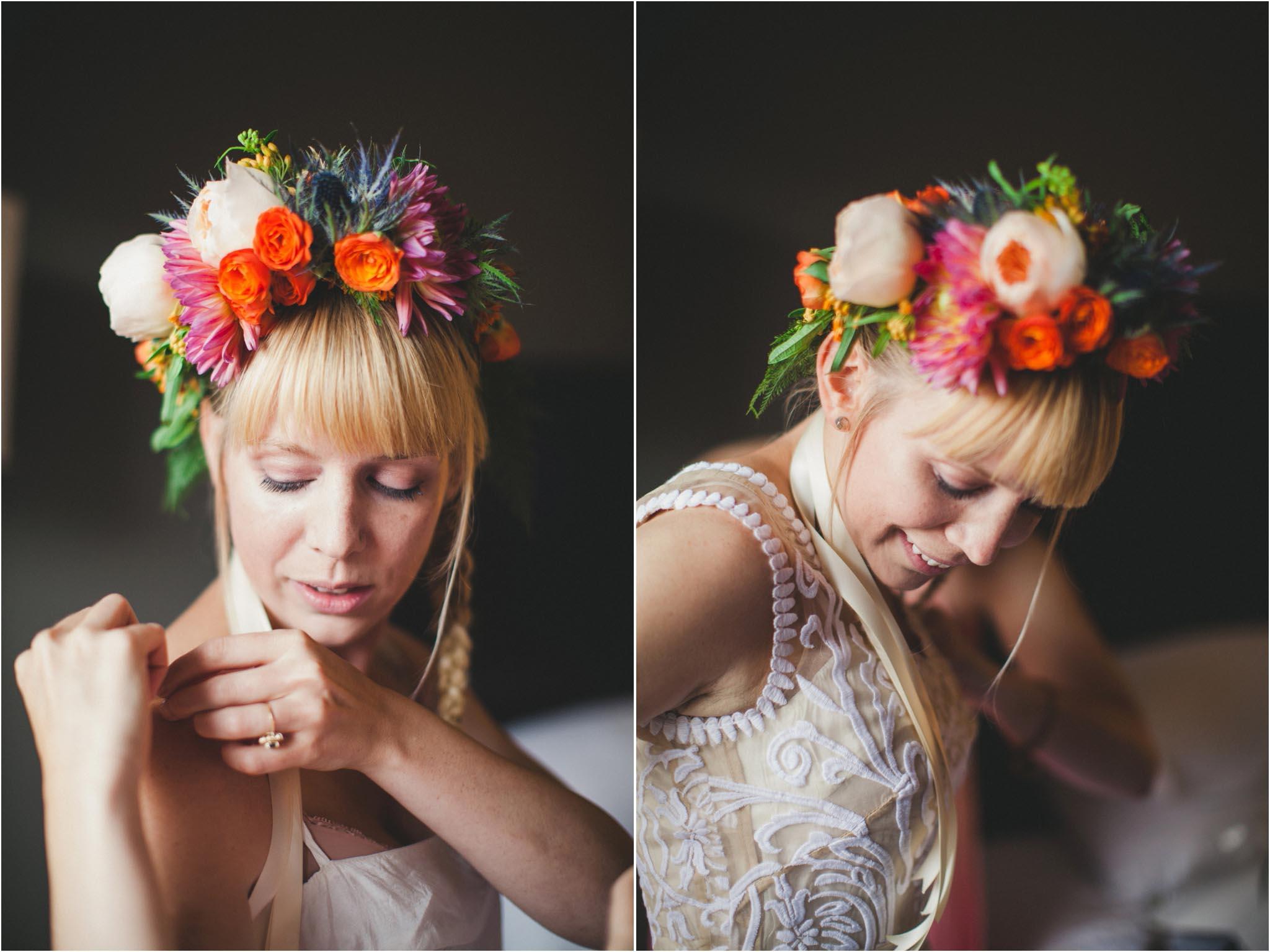 BHLDN, wedding dress