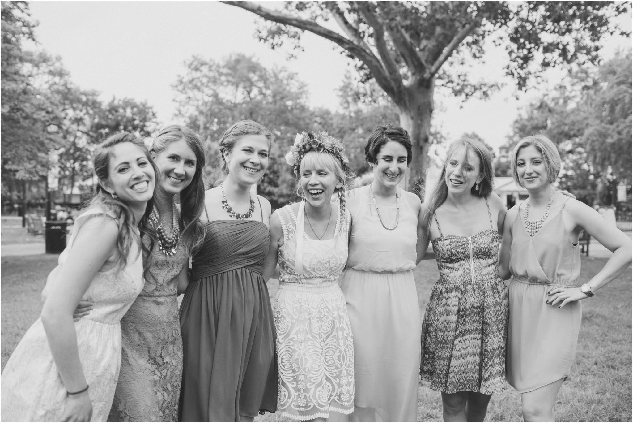 Franklin Square, wedding