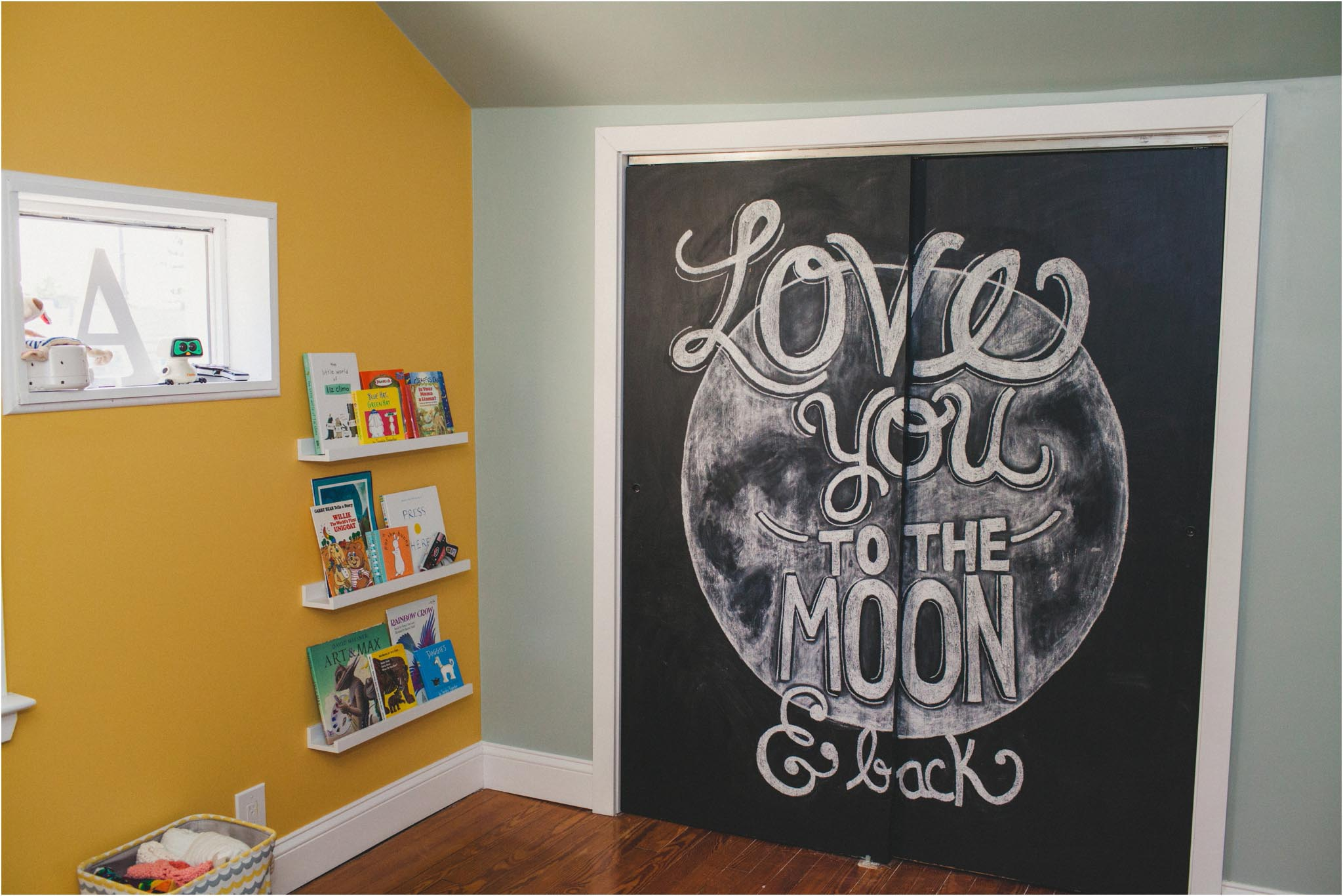 outer space, nursery