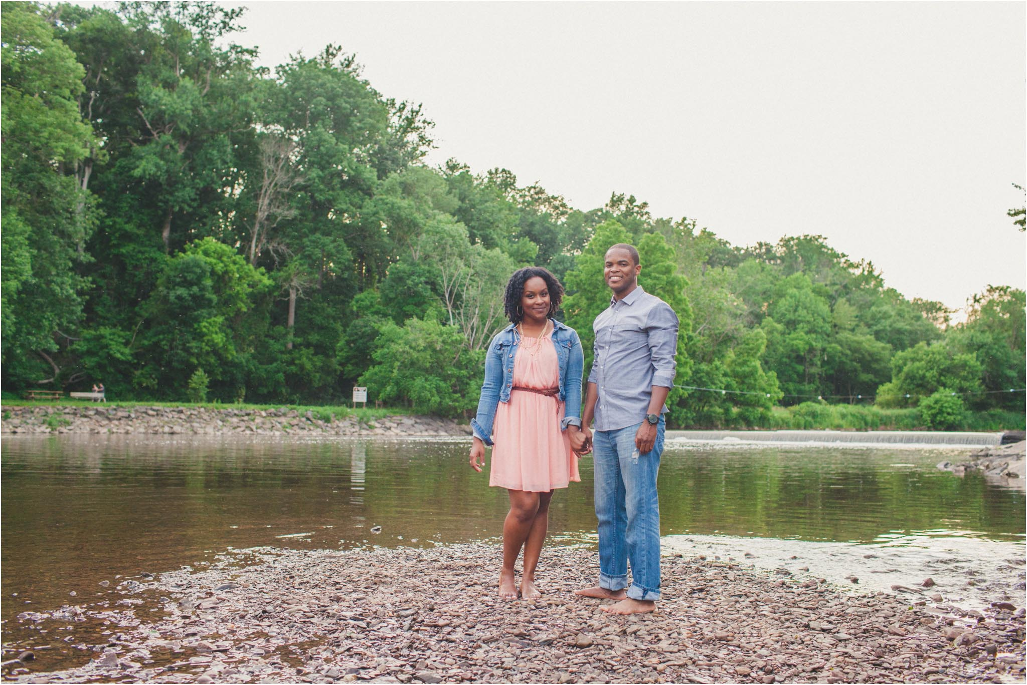 Tyler State Park, engagement