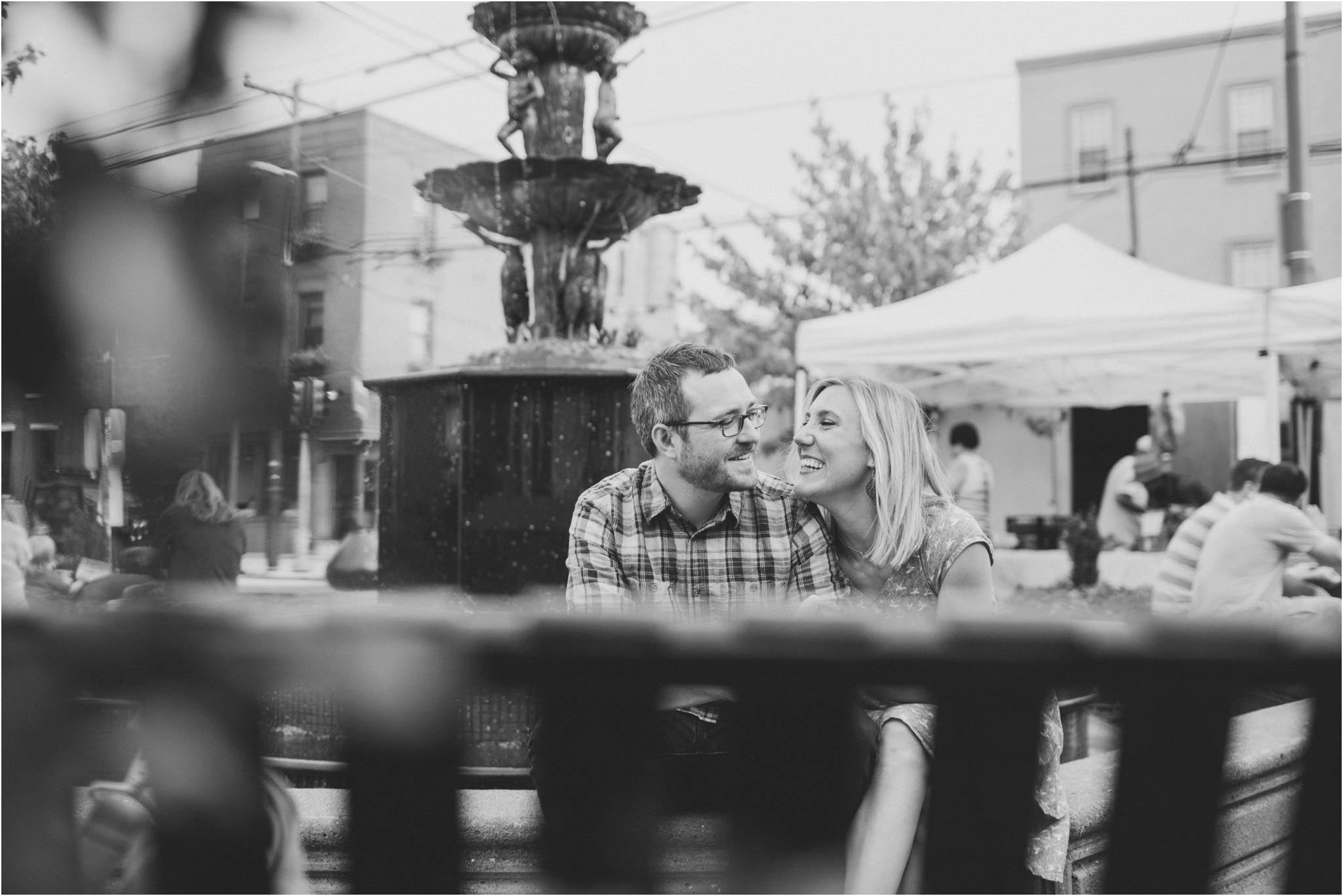 South Philly, engagement