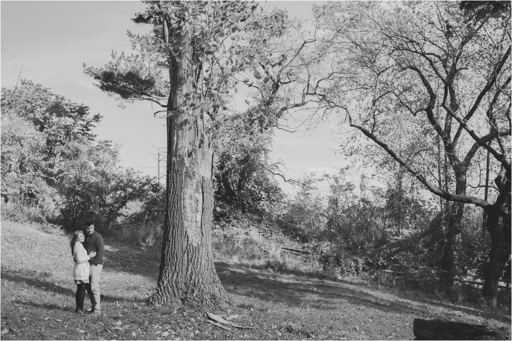 Bartram's Garden, engagement