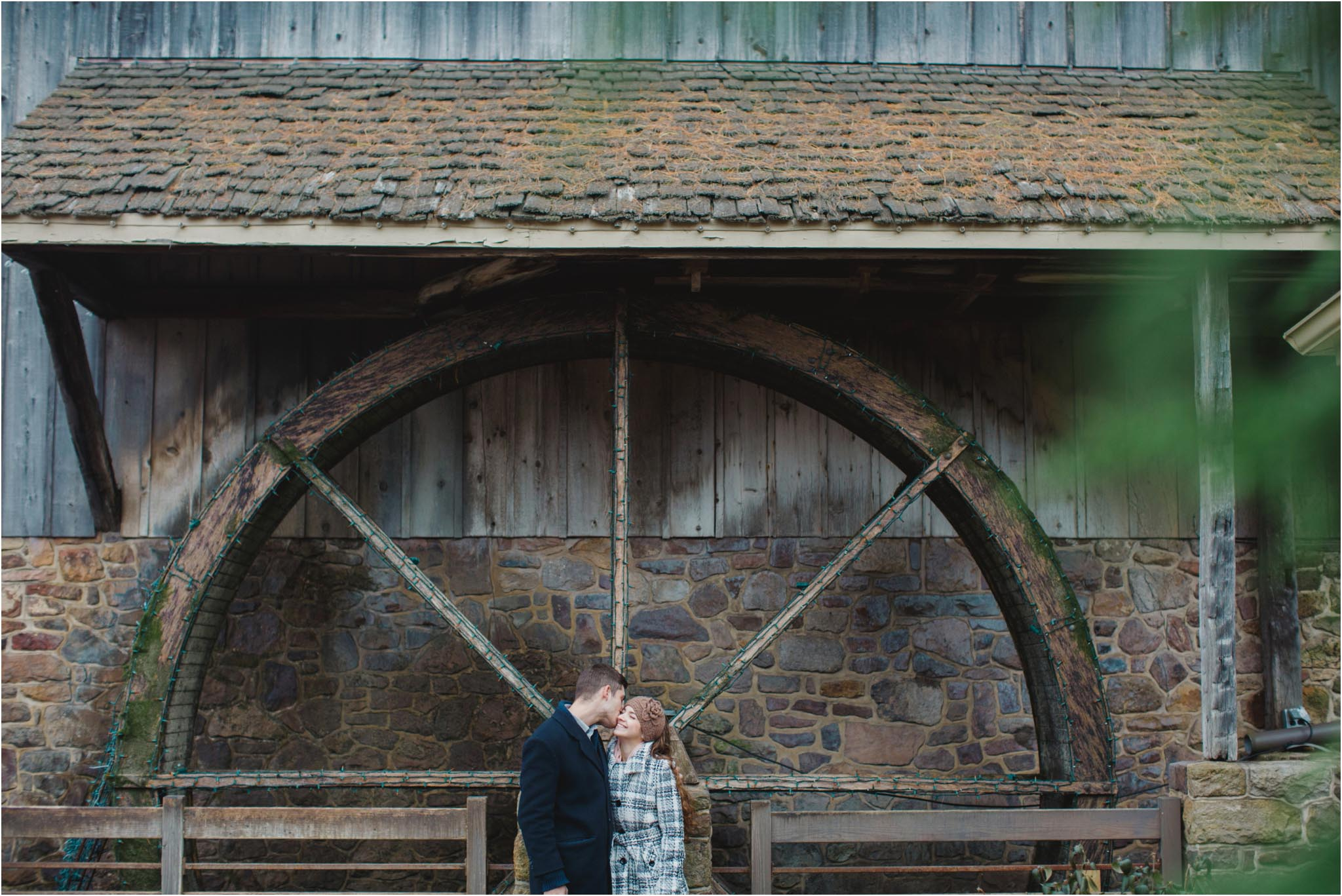 Peddlers Village, engagement