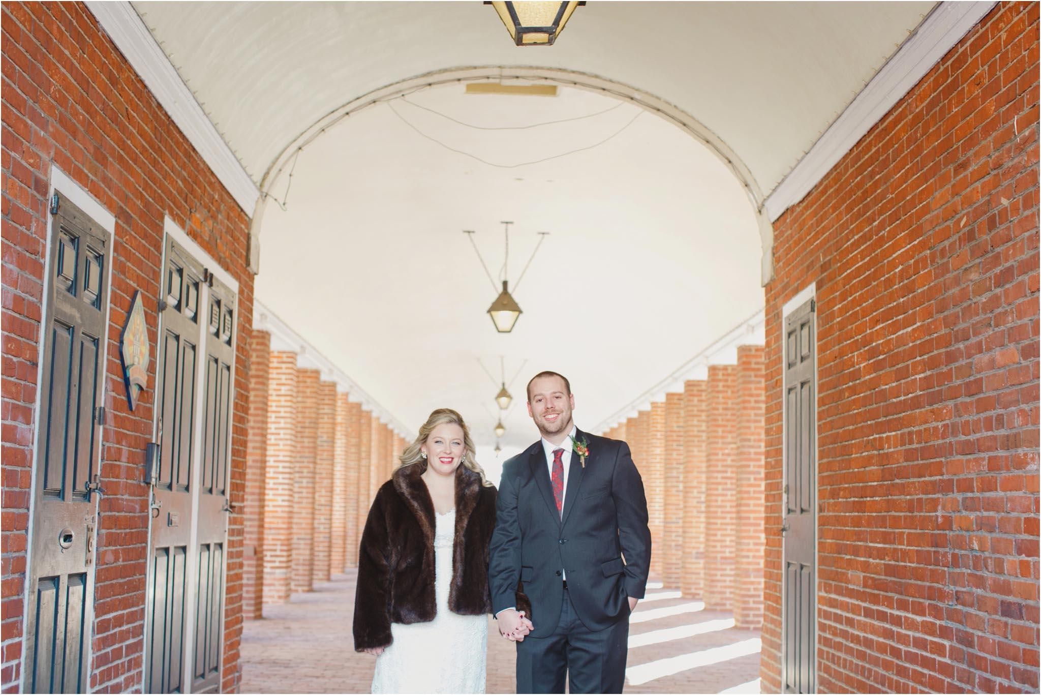 The Shambles, Philadelphia, wedding
