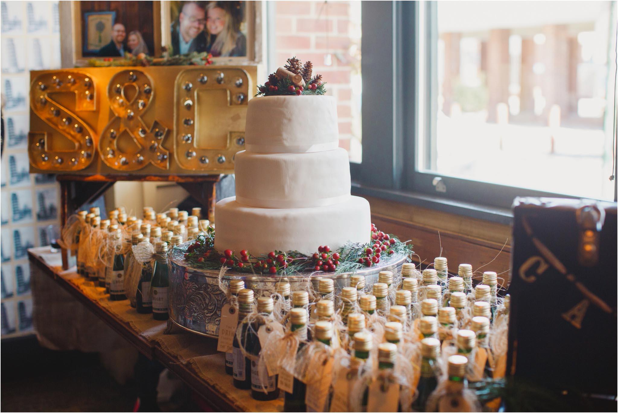 Pizzeria Stella, wedding