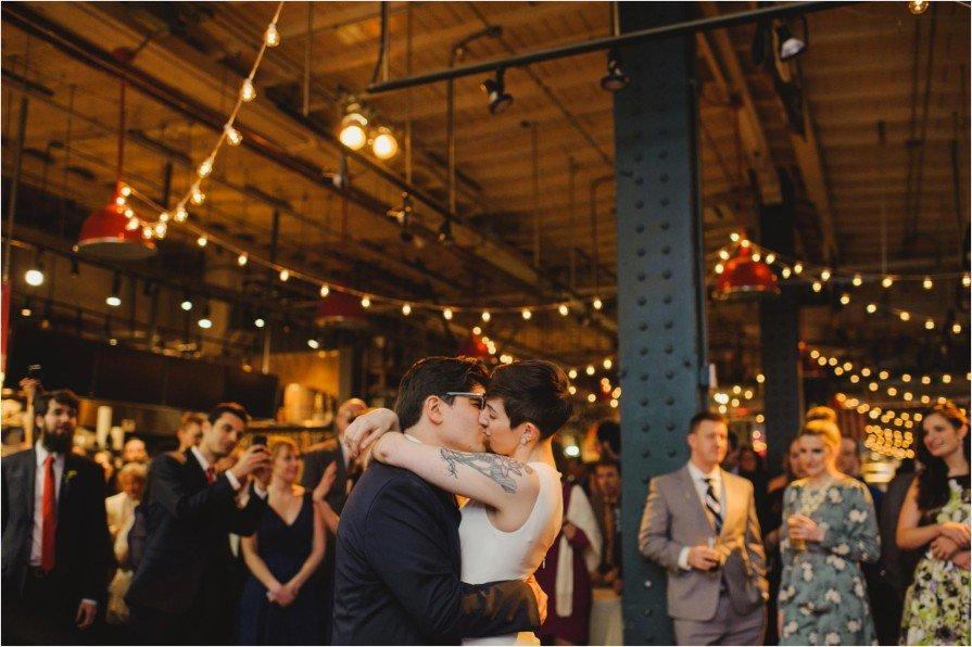 Reading Terminal Market Wedding Shannon Collins Photography