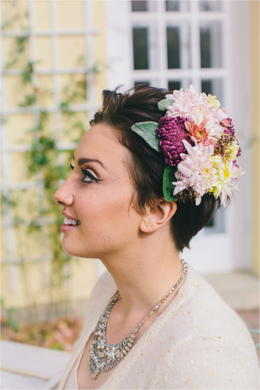 BeePie, Philadelphia, floral crown