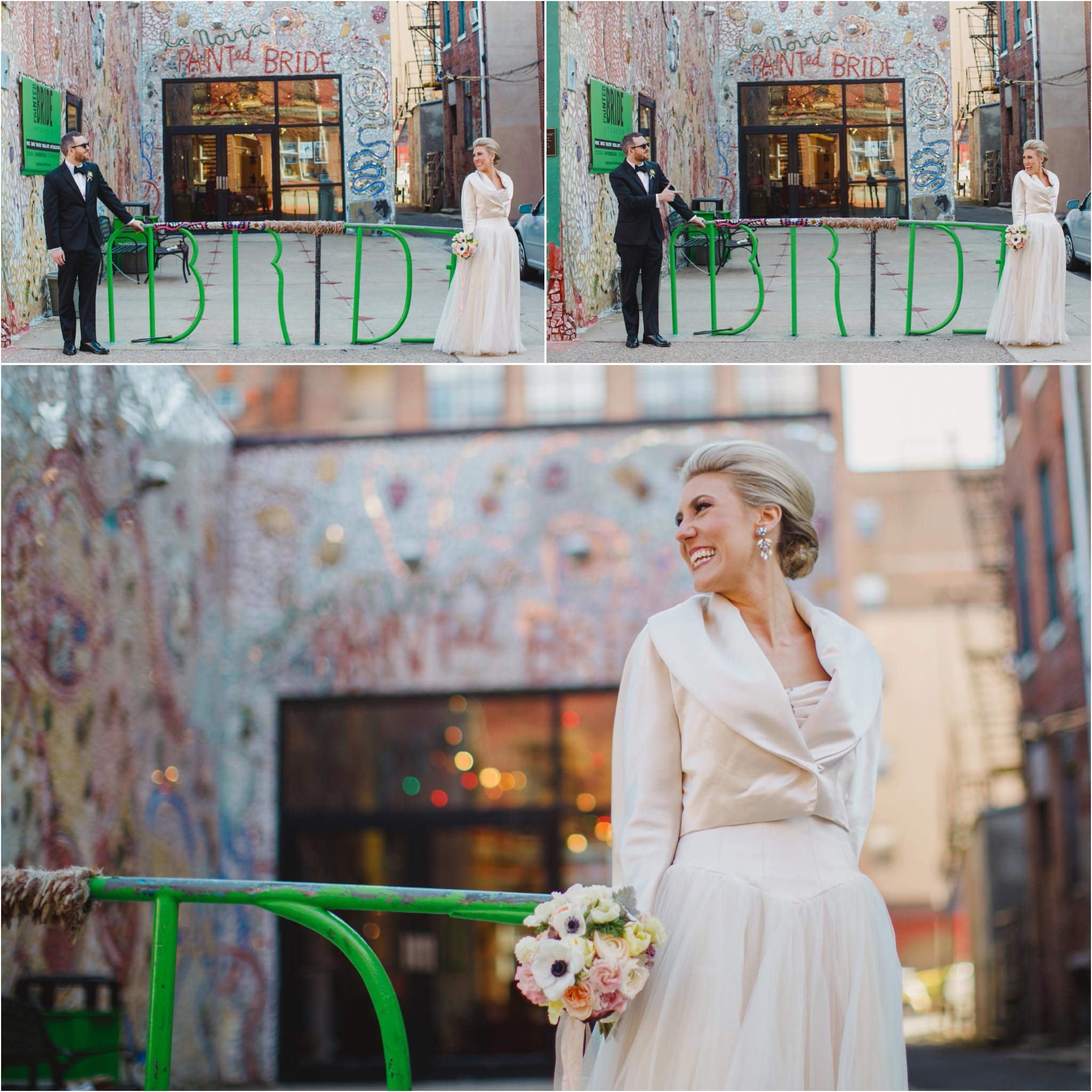 Painted Bride Art Center, wedding