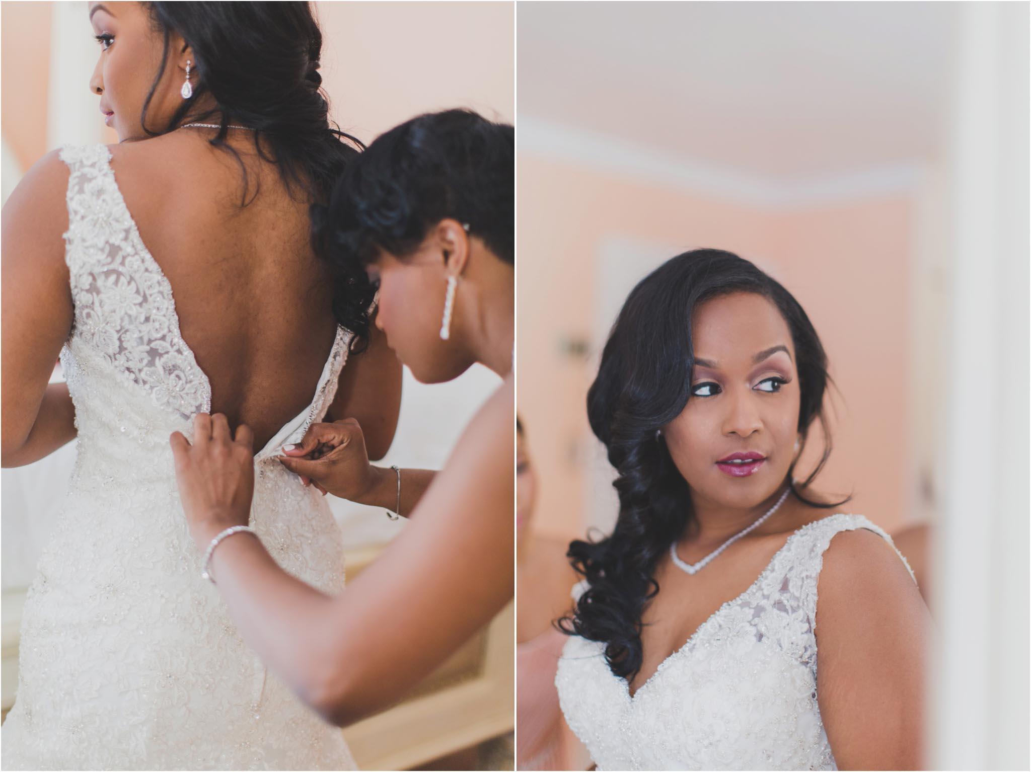 Bucks County, wedding, getting ready