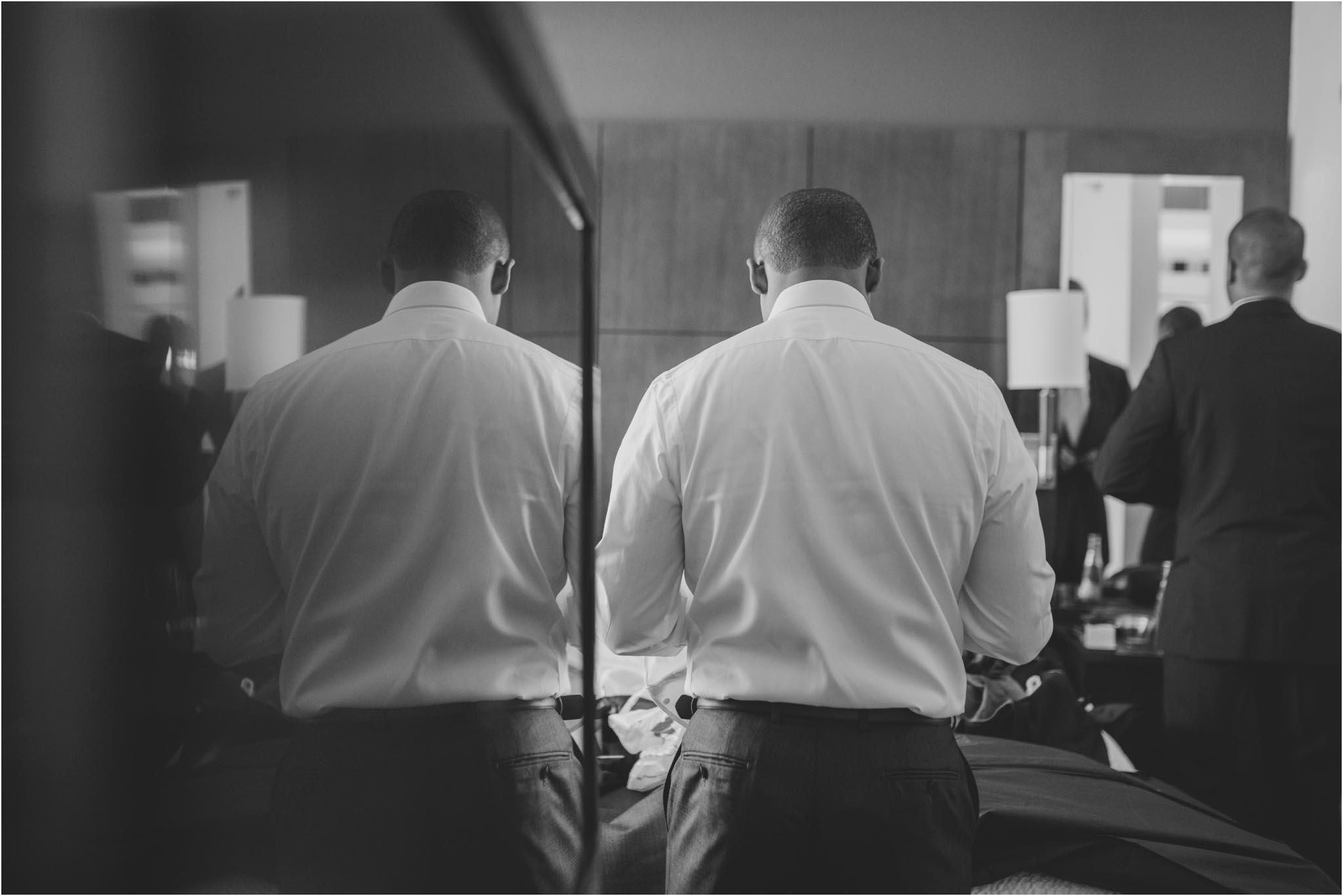 groomsmen, getting ready, Bucks County