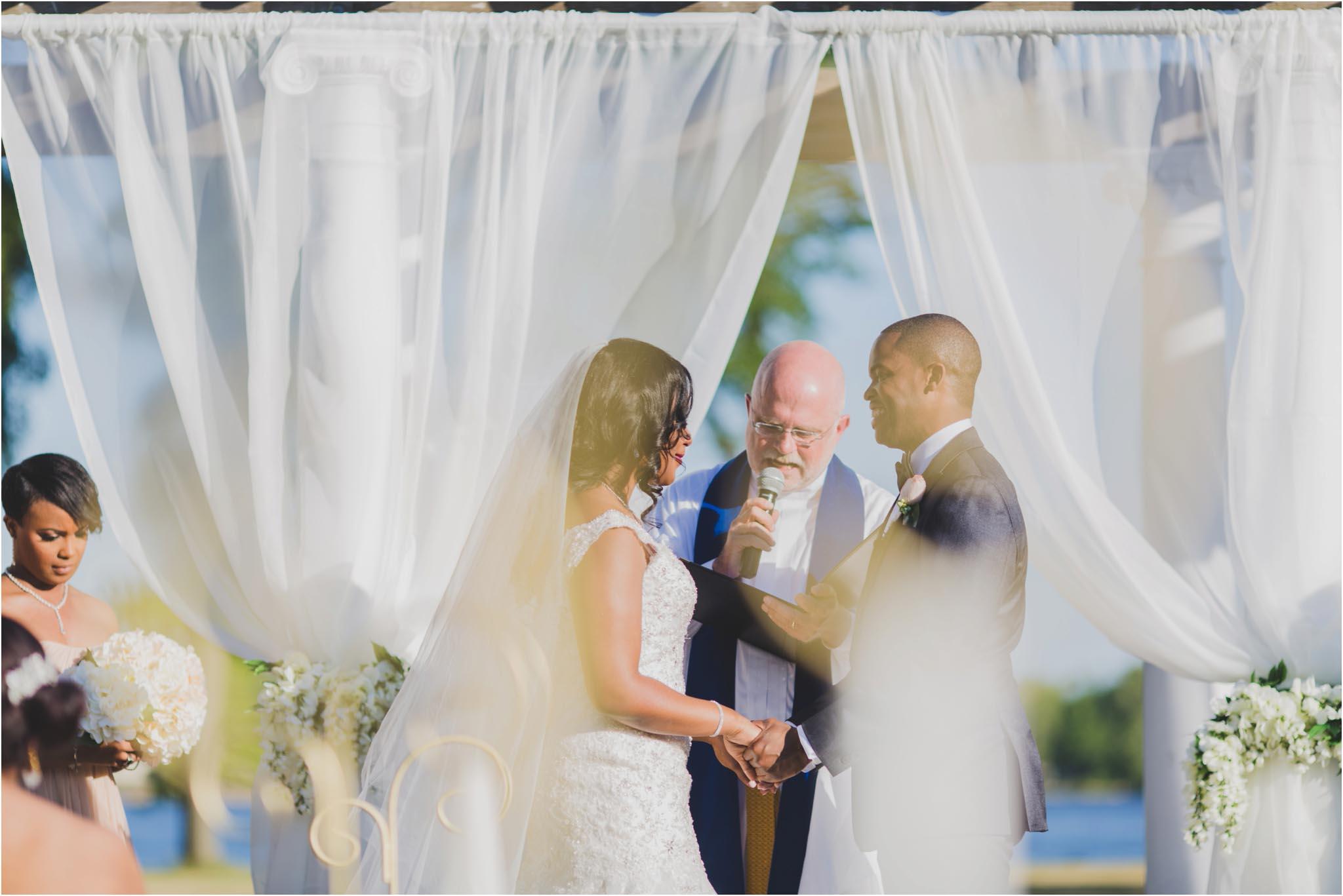Pen Ryn Mansion, wedding