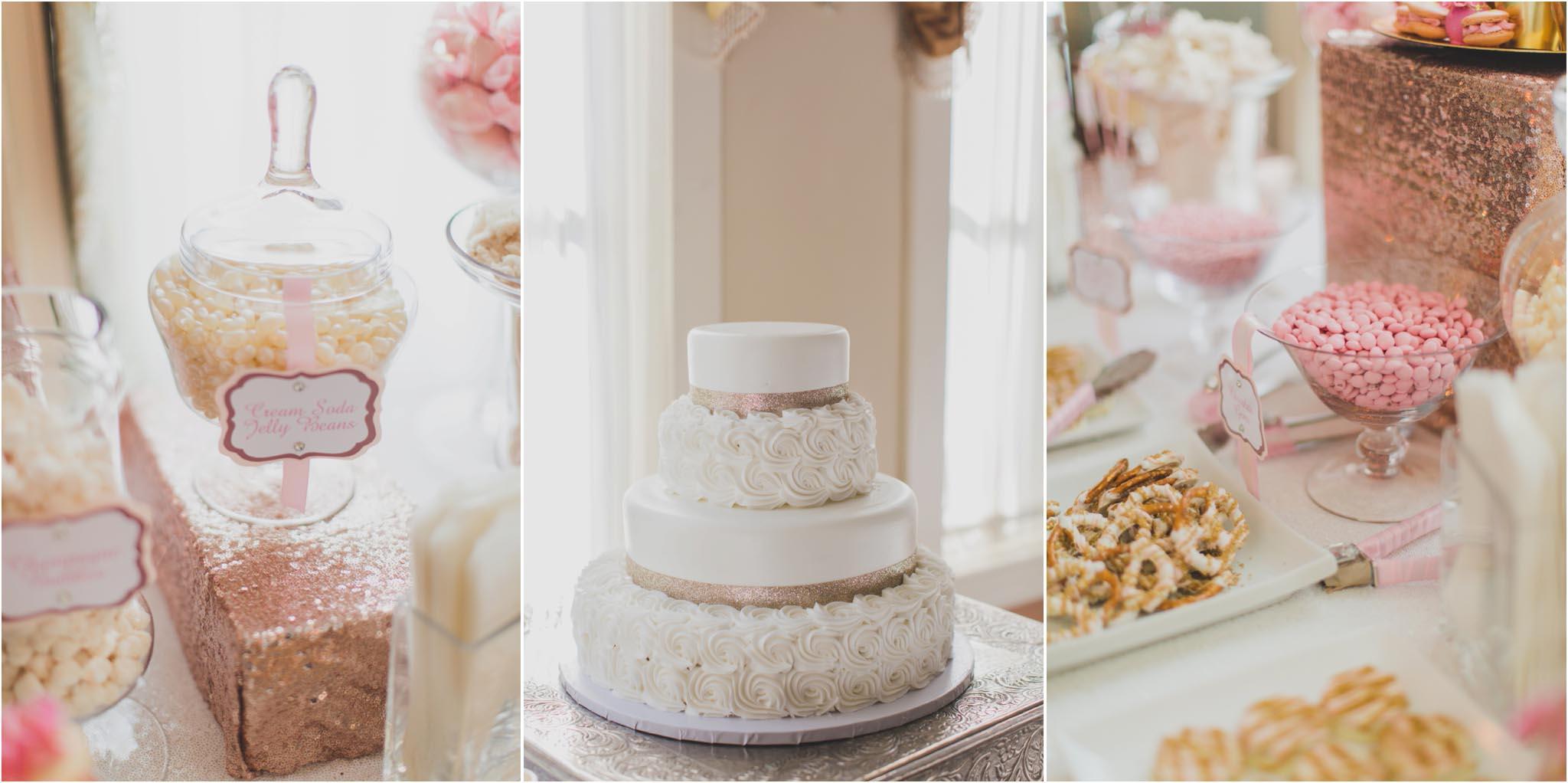 dessert table, Bucks County, wedding