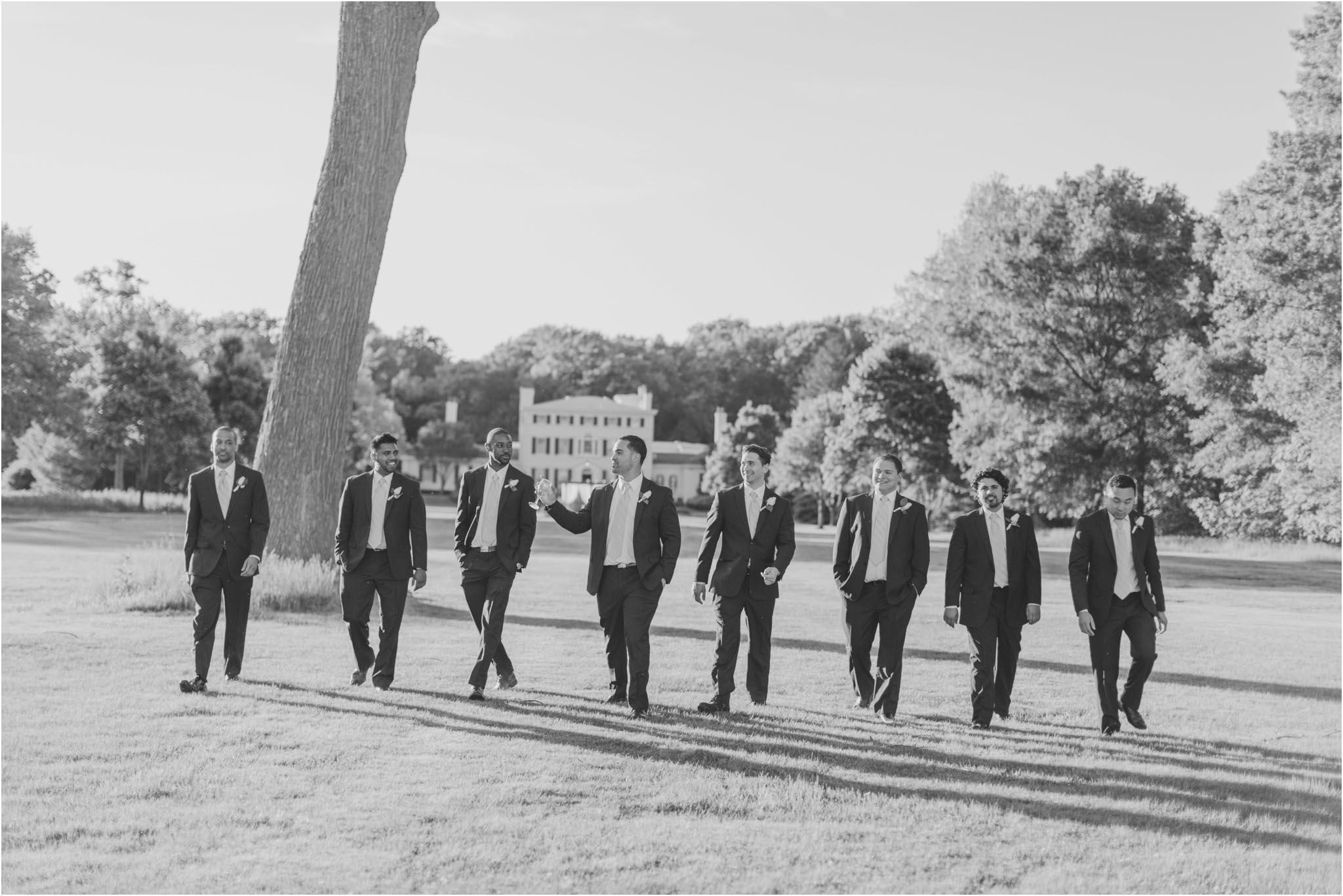 Bucks County, wedding, mansion