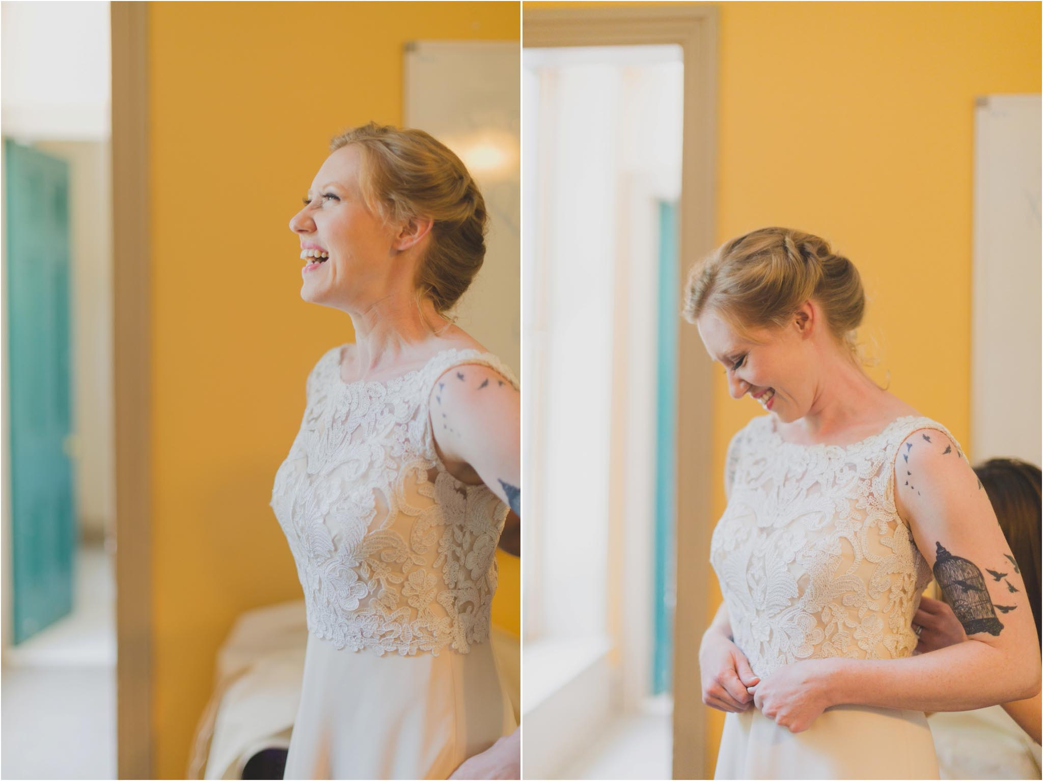 BHLDN bride, wedding, Philadelphia