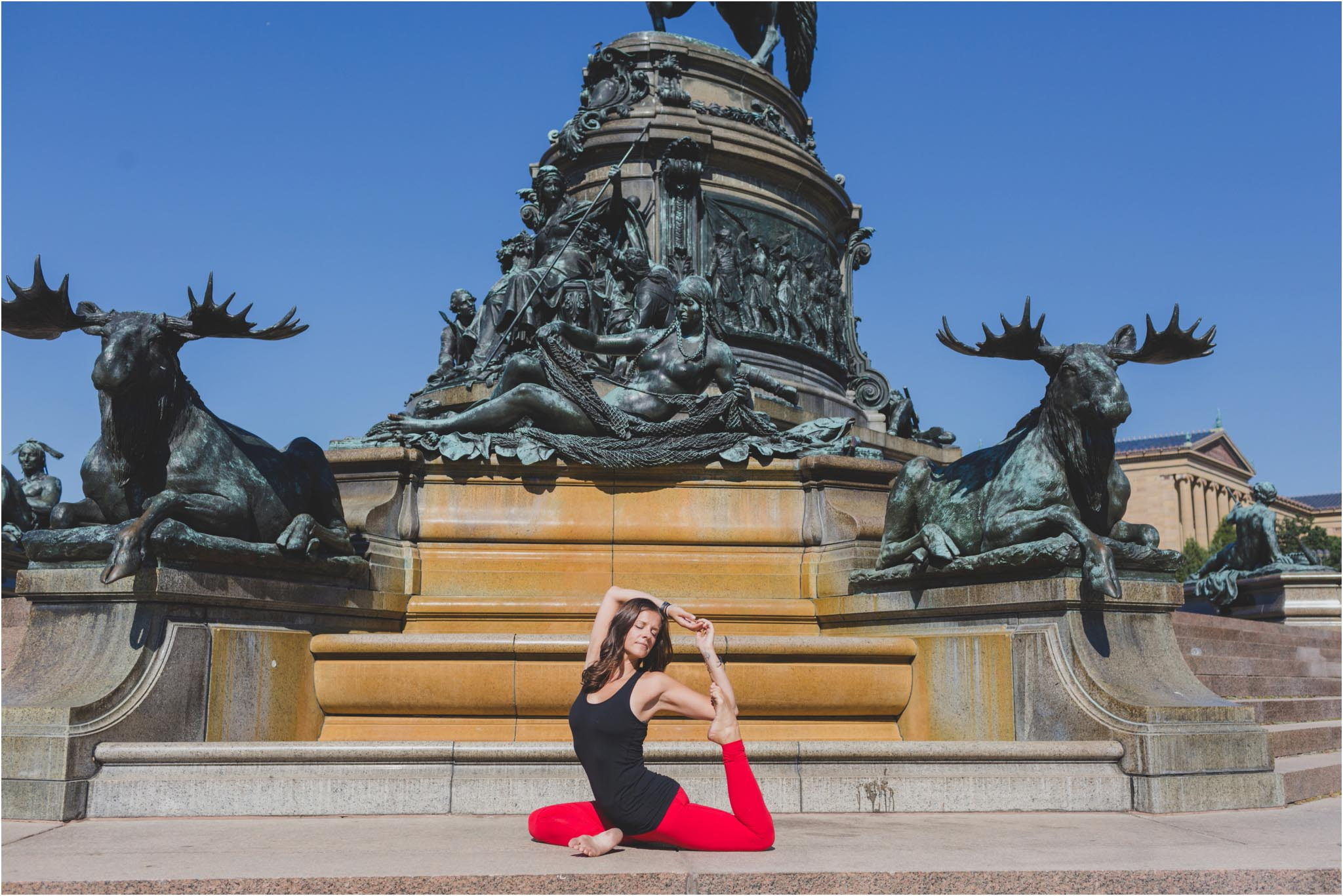 yoga, photography, Philadelphia