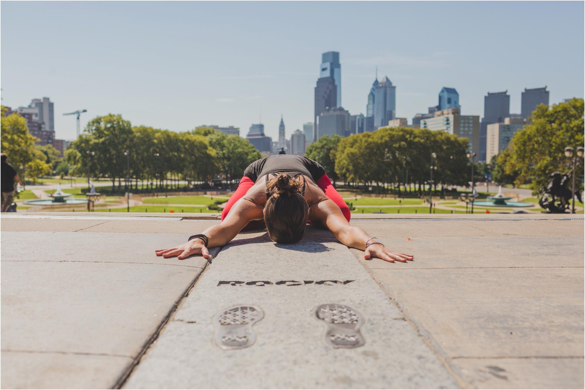 yoga, photography, Philadelphia