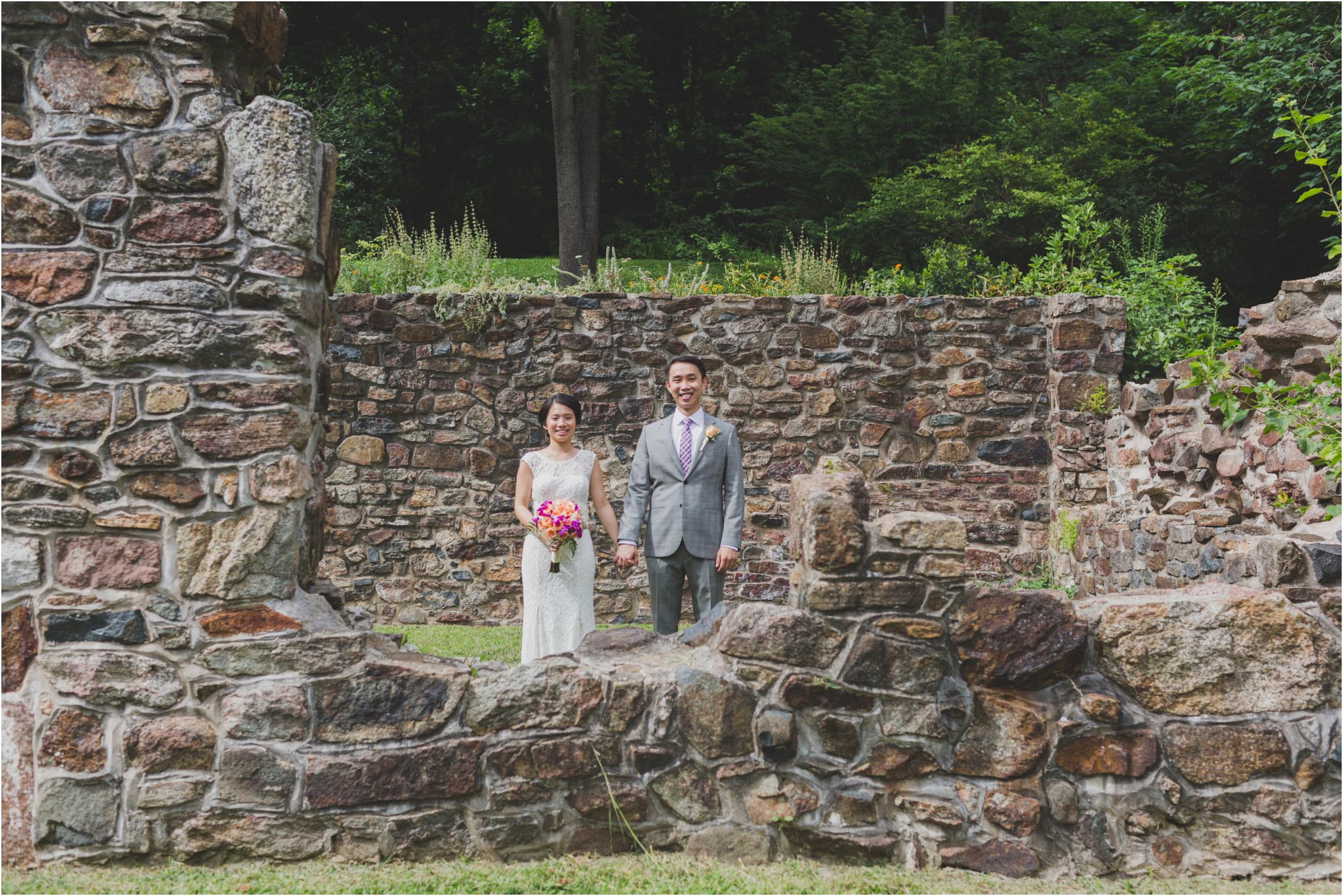 Historic Yellow Springs, wedding
