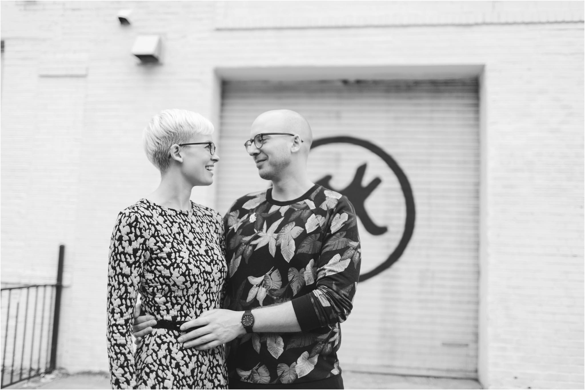 Brooklyn, engagement, Williamsburg