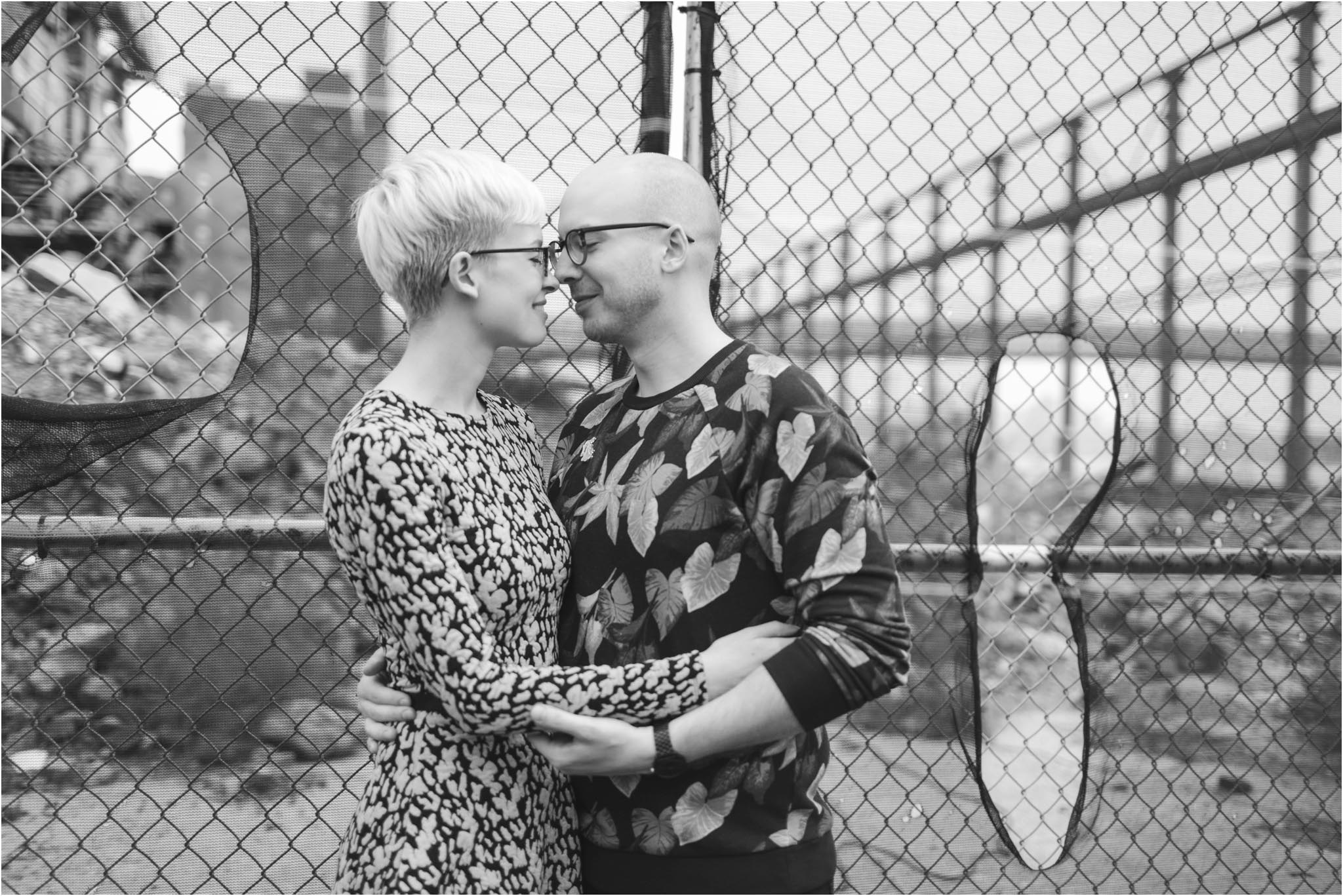 Brooklyn, engagement, Williamsburg