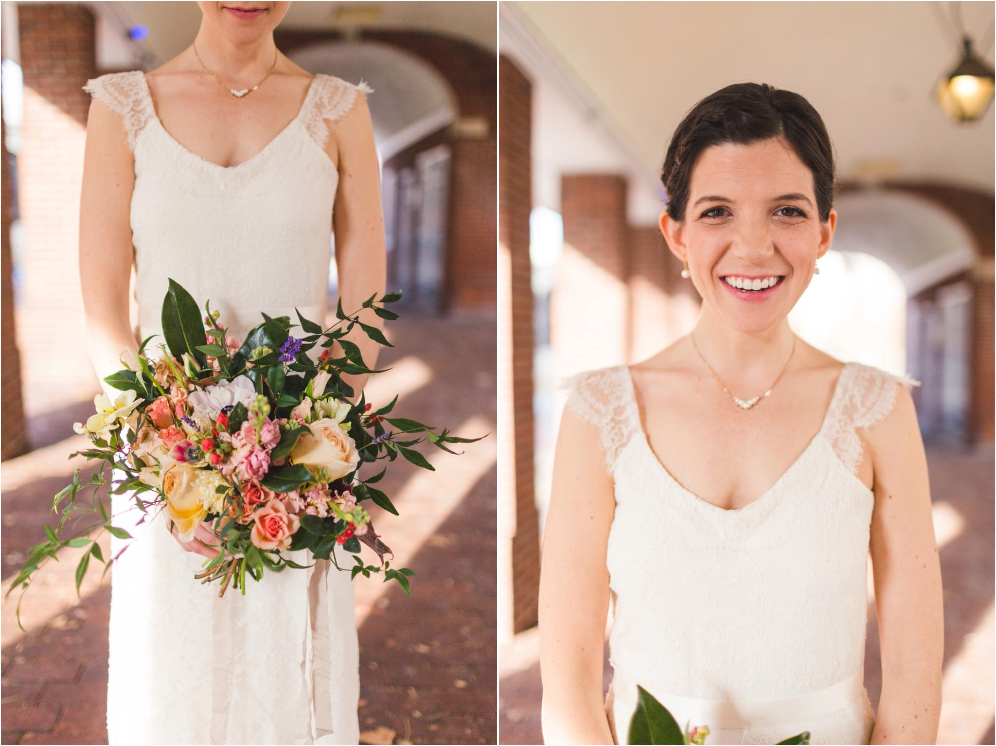Chicory florals, Philadelphia, wedding