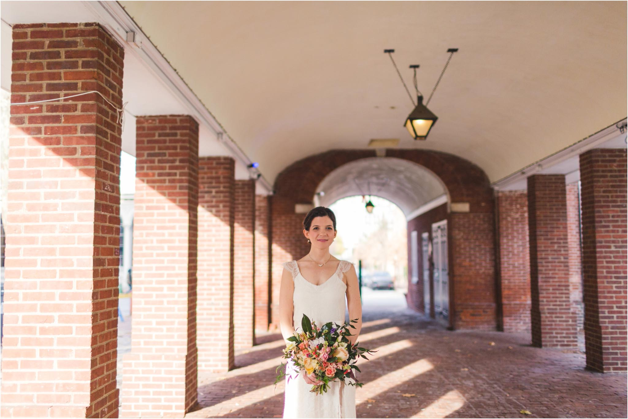Headhouse Square, Philadelphia, wedding