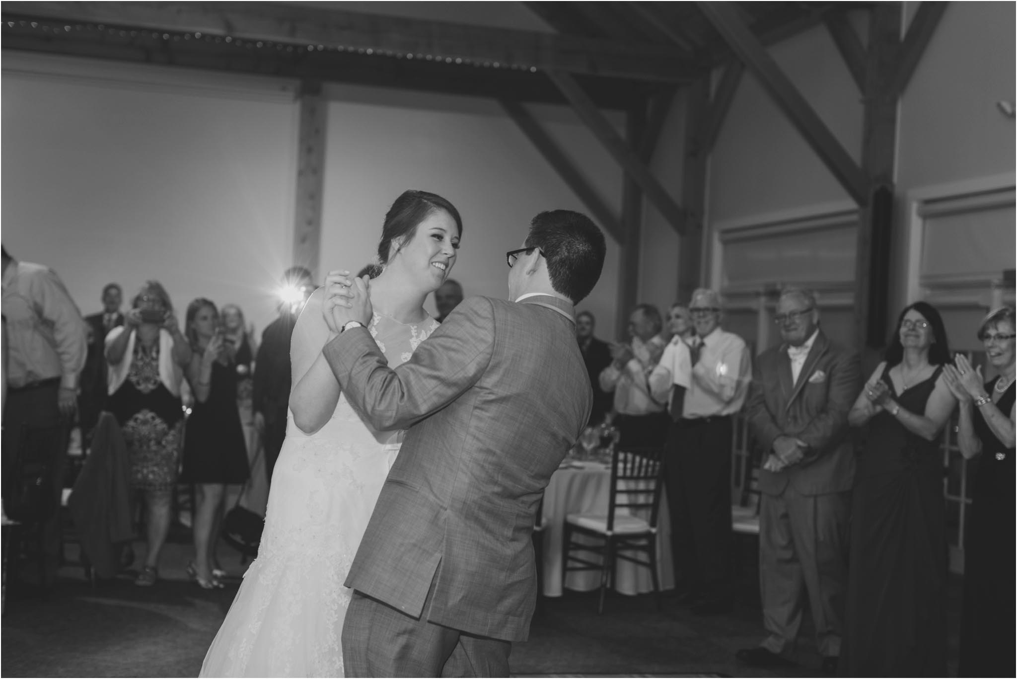 Glasbern Inn, wedding