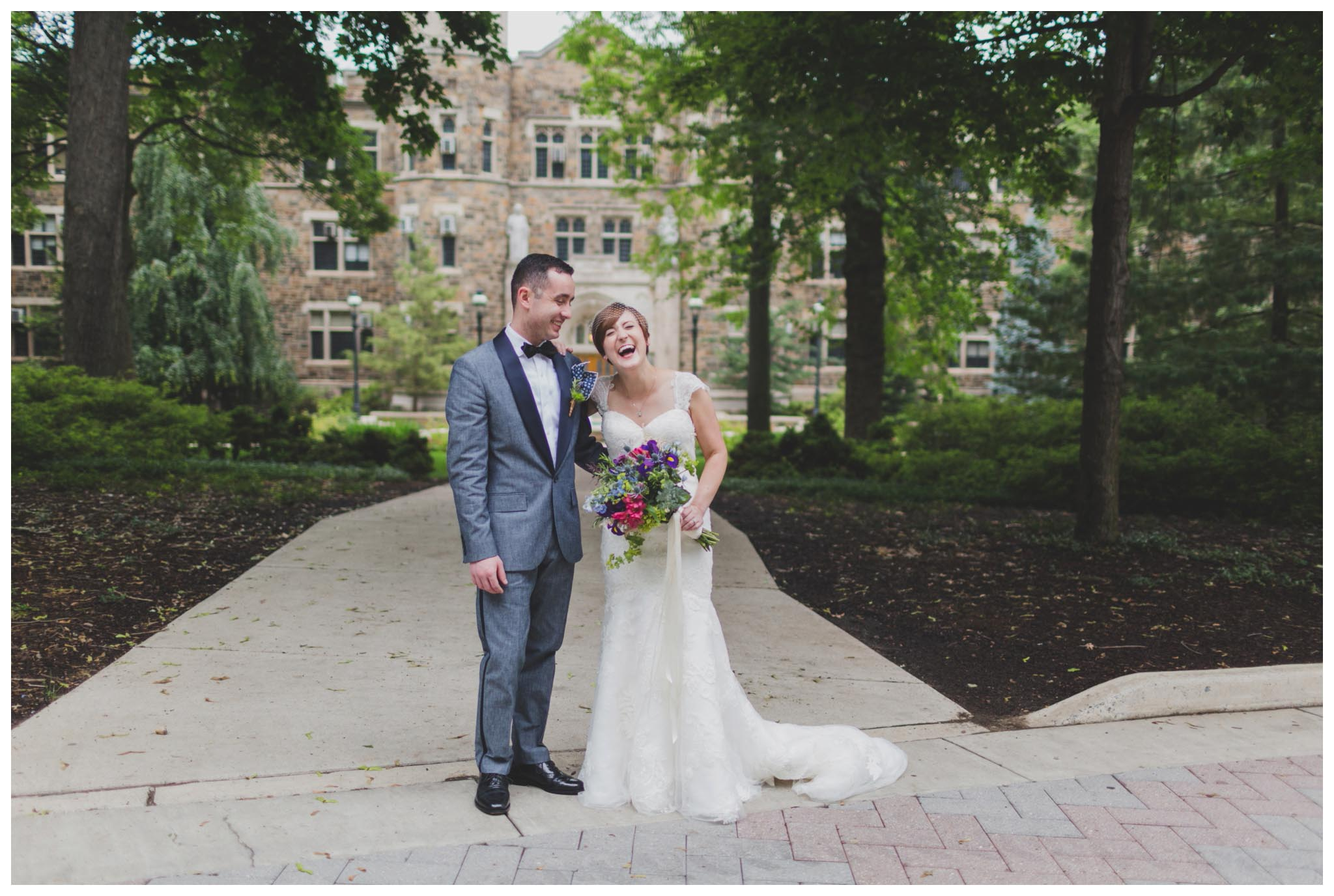 Lehigh University, wedding