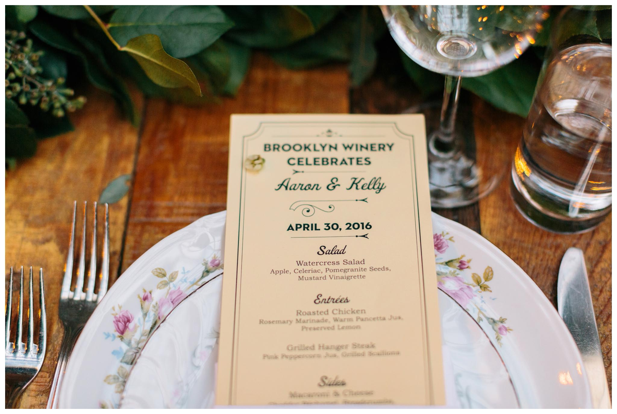 Brooklyn Winery, wedding