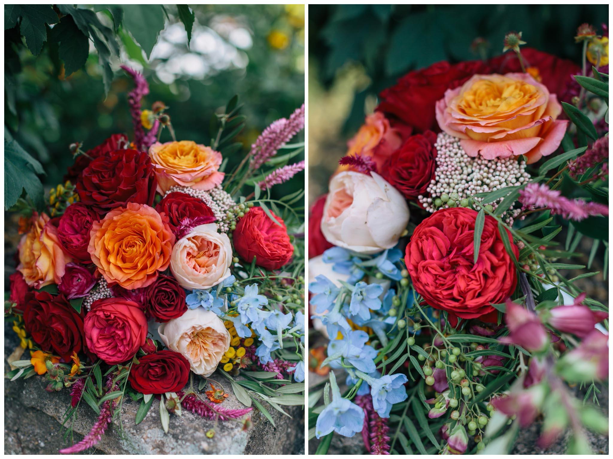 bridal bouquet, Philadelphia