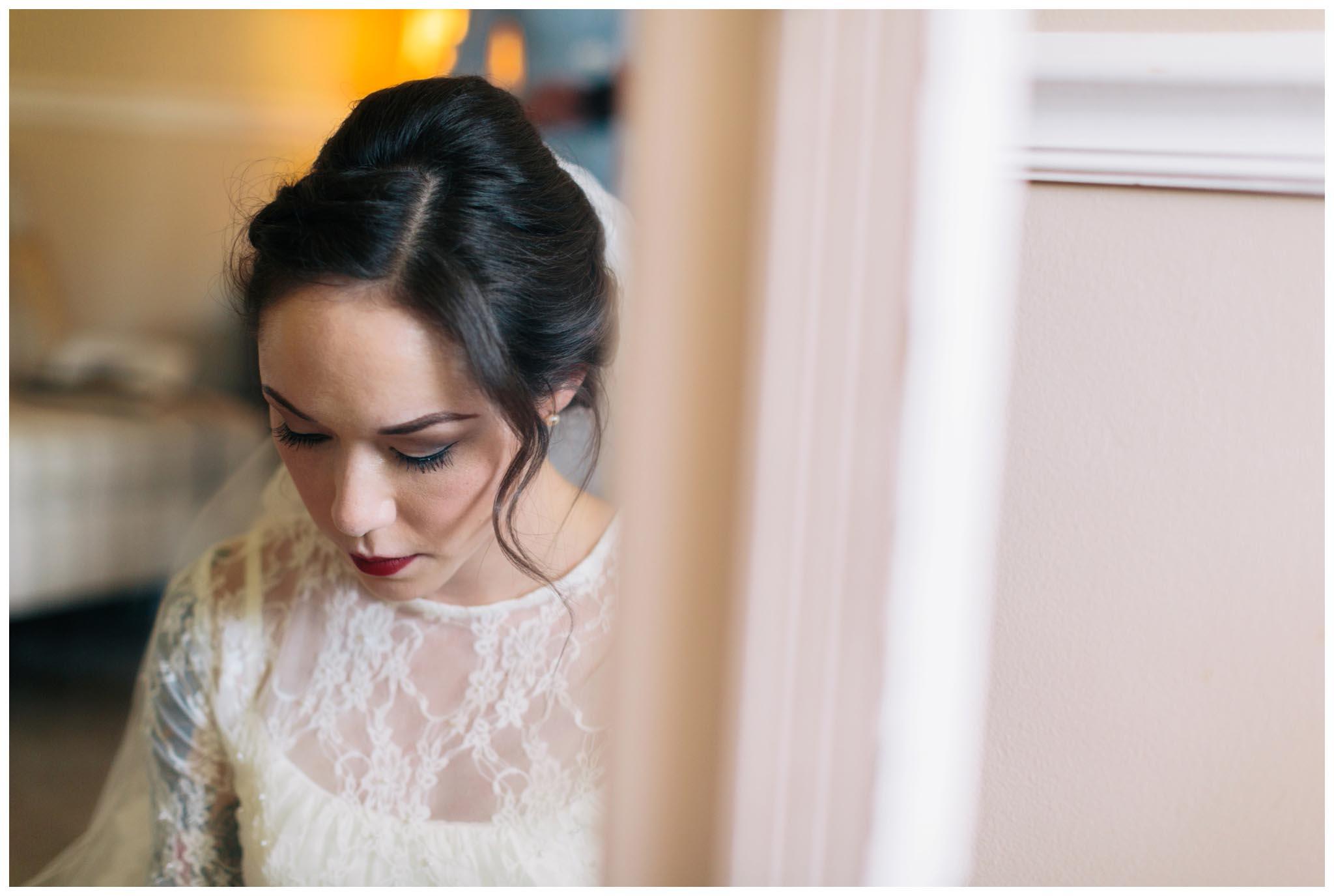 tattooed bride, philadelphia