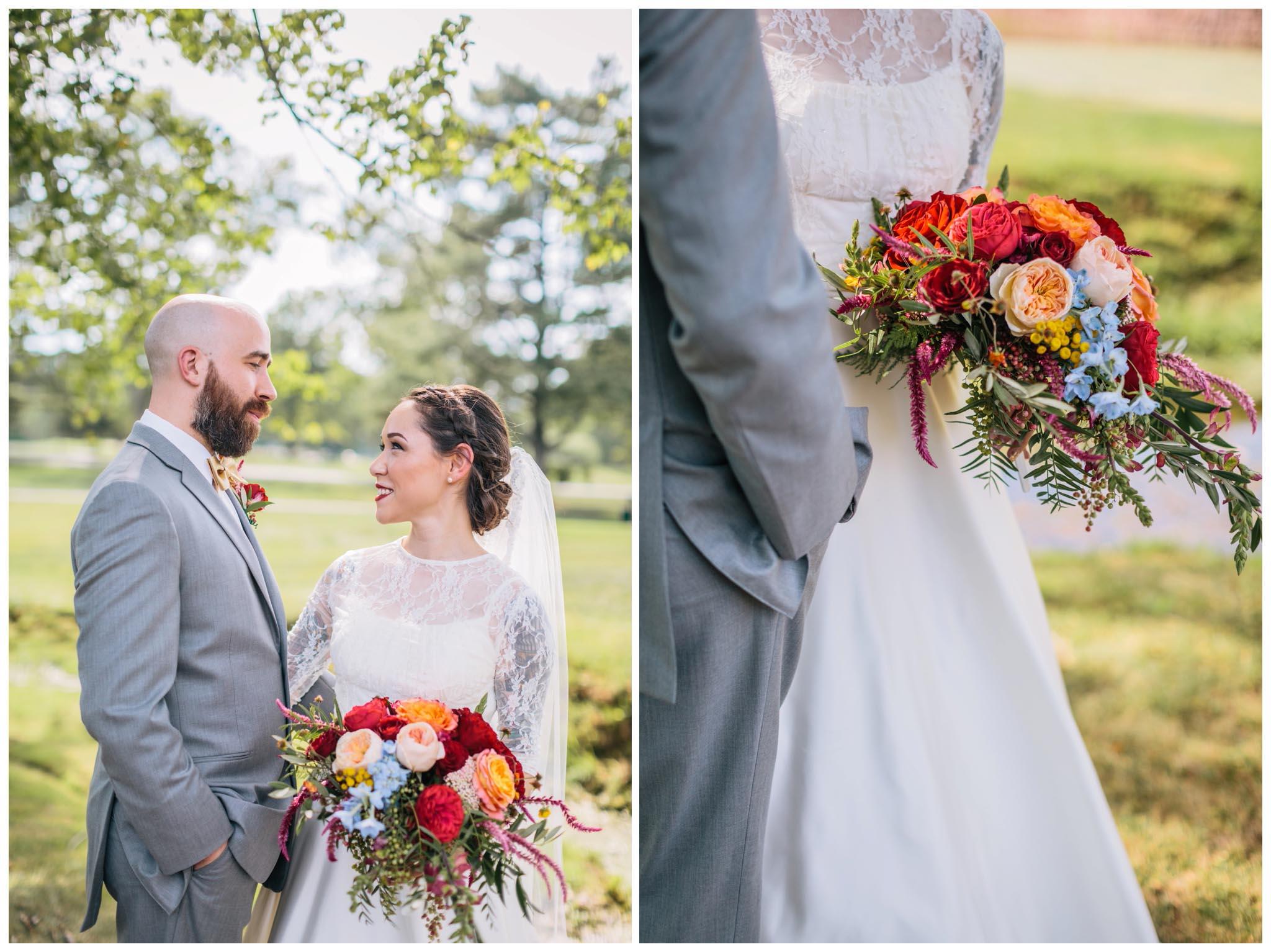 tatooed, wedding, Philadelphia