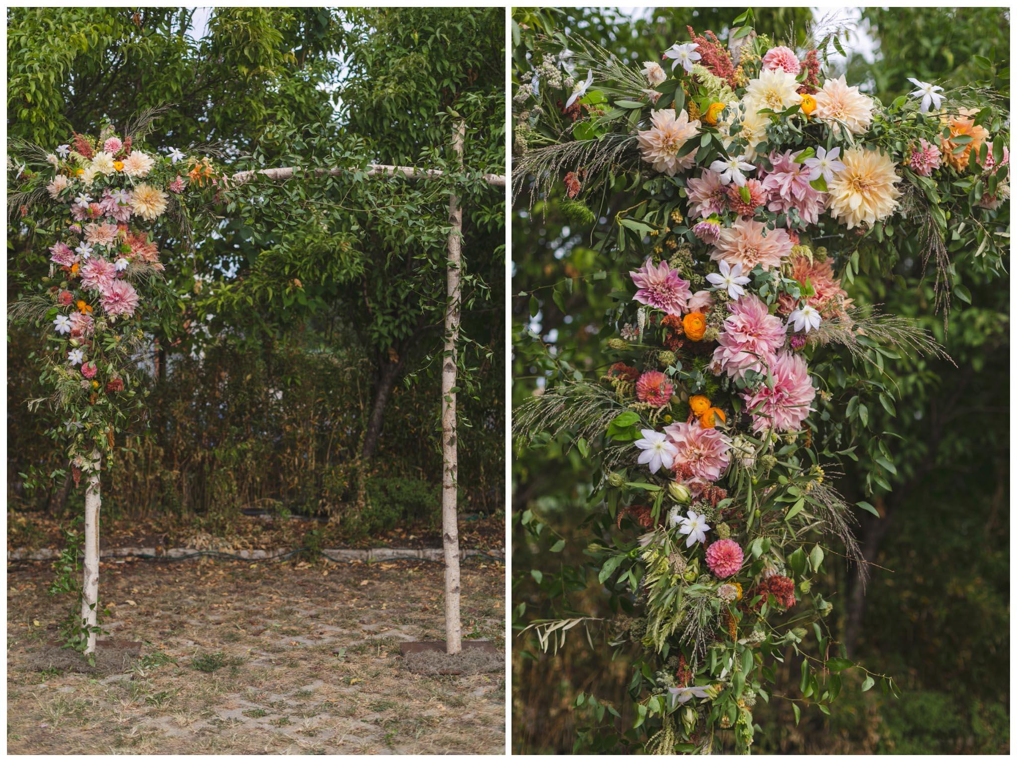 Falls Flowers, Philadelphia, wedding
