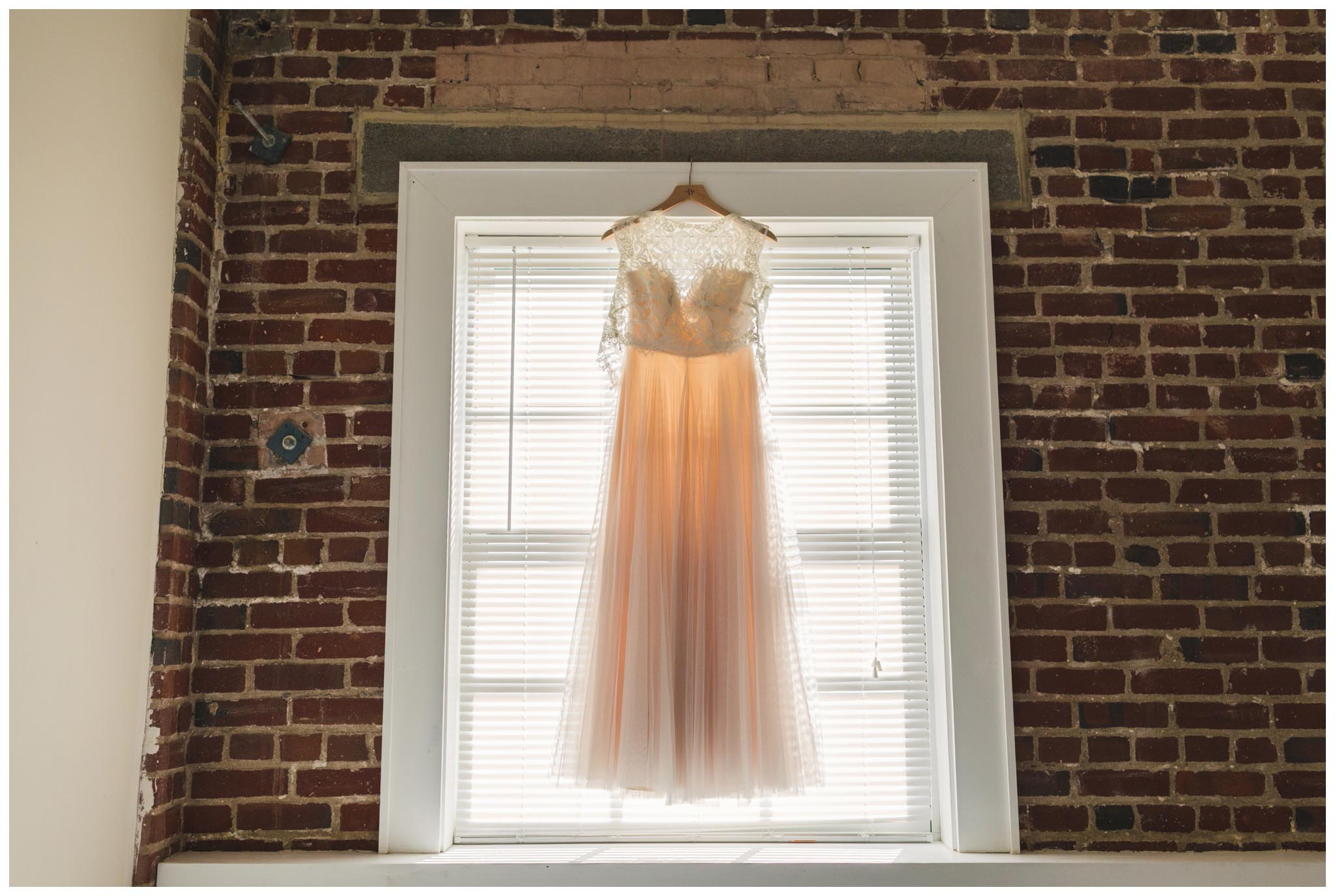 BHLDN, dress, wedding
