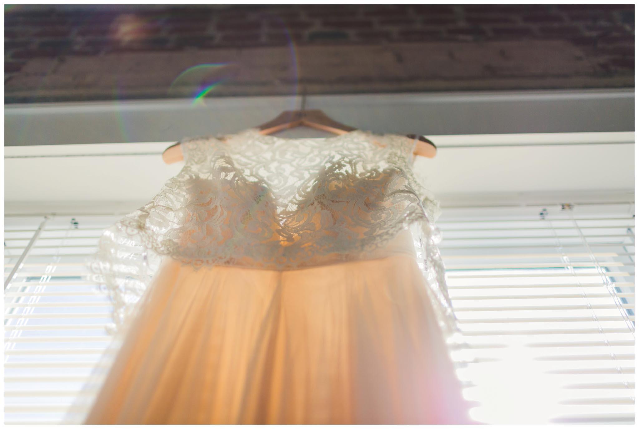 BHLDN, dress, wedding