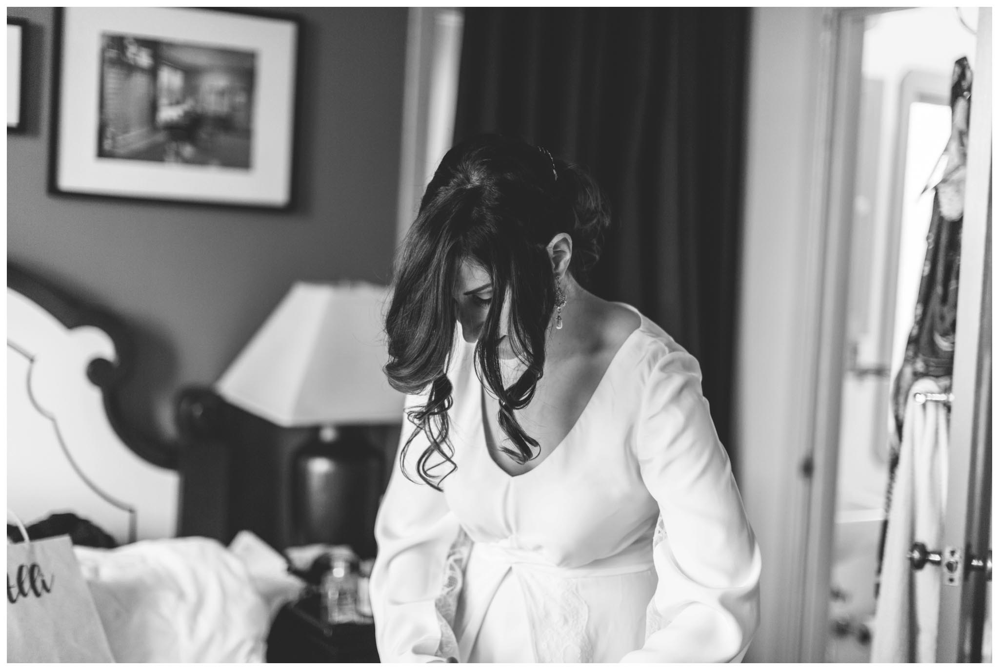 Bancroft Hotel, Berkeley, wedding, getting ready