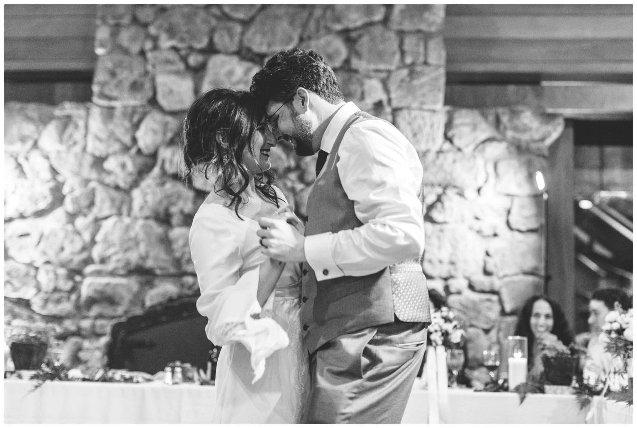 first dance, Berkeley, Bay Area, wedding, Brazilian Room